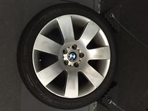 "BMW 18"" Rim w/ Michelin Tire in Oceanside, California"