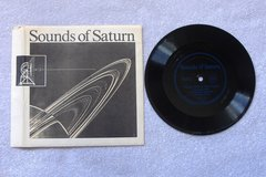 Vintage SOUNDS OF SATURN 33 1/2 RPM Record in 29 Palms, California