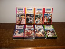 8 Walt Disney VHS Movies in Fort Campbell, Kentucky