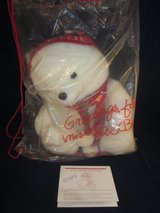 MARSHALL FIELDS Bears, Advertising Stickers, Notes, Gift Boxes, Shopping Bag in Bolingbrook, Illinois