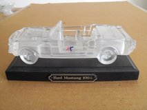 "Collectable 1964 Mustang Conv. ""Magic Cristal"" by NACHTMANN- Germany in Alamogordo, New Mexico"