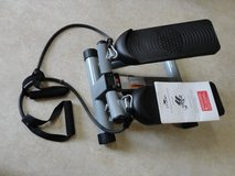 Crane Mini Stepper With Resistance Bands, Like New in Plainfield, Illinois
