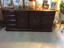 Credenza cabinet in Westmont, Illinois