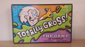 Totally Gross Board Game - Never Played in Chicago, Illinois
