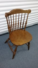 Solid wood chair in Orland Park, Illinois