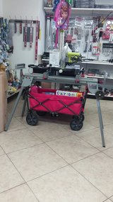 """10"""" Ryobi Compound Miter Saw with stand in Yucca Valley, California"""