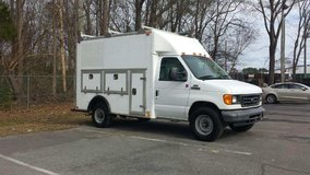 2007 Ford Econoline Commercial Cutaway Van 8 RWD in Fort Bragg, North Carolina