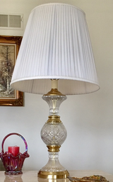 Lead Crystal Lamps in Tinley Park, Illinois