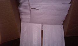 NIB Poly Bubble Mailers Padded Envelopes in Lockport, Illinois