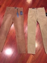 NWT:  Lucky Brand and 7 for all mankind cord in Sandwich, Illinois