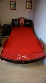 PCS SALE  Kids Bed The Pirate ship/with Euro Mattress in Stuttgart, GE