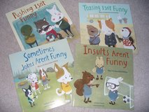 Bullying Book Set/GREAT FOR CLASSROOM!! in Naperville, Illinois