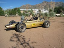 Formula Vee type race car in Las Cruces, New Mexico
