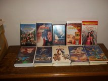 10 VHS Movies in Fort Campbell, Kentucky
