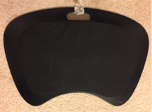 Portable LAPTOP DESK w Cushion-Handle-Travel-Tray-Lightweight - $7 in Orland Park, Illinois