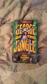 George of the jungle vhs in Cherry Point, North Carolina