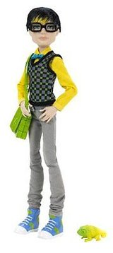 Monster High Jackson Jekyll Doll in Joliet, Illinois