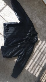 genuine XL leather coat in Plainfield, Illinois
