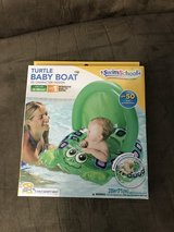 Turtle Baby Boat in Camp Lejeune, North Carolina