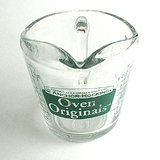 ANCHOR HOCKING 8 oz MEASURING CUP: OVEN ORIGINALS GRN in Naperville, Illinois