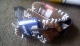Brand new baseball glove in Yucca Valley, California