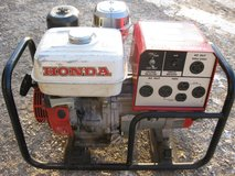 HONDA GENERATOR EG3500X 120 / 240 VOLTS WORKS GREAT in Naperville, Illinois