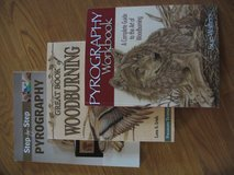 Pyrography & Other craft books in Rolla, Missouri