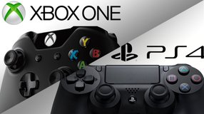 Buying Xbox Ones and PS4s in Camp Lejeune, North Carolina