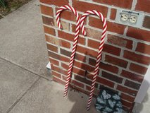 Plastic Candy Canes in Camp Lejeune, North Carolina
