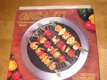 grill it! indoor smokeless grill in Oswego, Illinois