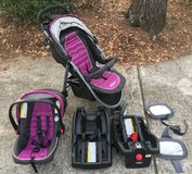 Graco Aire3 Travel system in Warner Robins, Georgia
