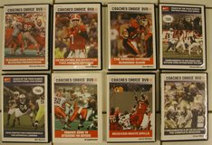 American Football Coaching DVDs (can also be purchased individually) in Ramstein, Germany