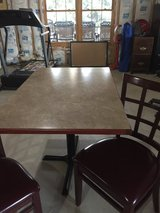 Rectangular table and 2chairs in Bolingbrook, Illinois