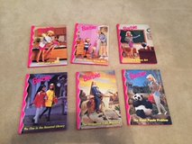 Set of Barbie Books in Glendale Heights, Illinois