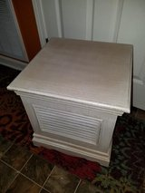 Pier 1 / Wood Captains Shutter Bench / Chest in Clarksville, Tennessee