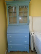 french  blue shabby chic secretary in Schaumburg, Illinois