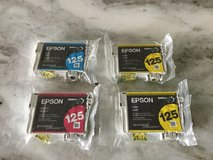 New Ink Cartridges-Epson 125 in Kingwood, Texas