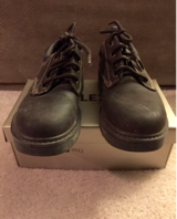 BOYS SHOES CASUAL-SKETCHERS-LEATHER- EX COND! in Tinley Park, Illinois