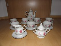 porcelain antique coffee set in Ramstein, Germany