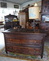 rare antique hope chest with one drawer in Spangdahlem, Germany