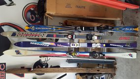 Rossignol 770 and K2 skis in Glendale Heights, Illinois