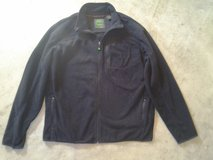 Timberland Black fleece jacket sixe XL in Camp Pendleton, California
