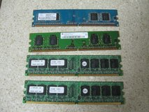 1 GB DDR2 PC2 4200 Ram in Kingwood, Texas