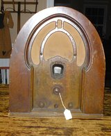 1933 Philco Superheterodyne Cathedral Radio in Camp Lejeune, North Carolina