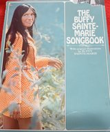 Buffy Sainte Marie Songbook in Yorkville, Illinois
