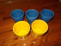 ***REDUCED***Set Of 5 Small Planters*** in Kingwood, Texas