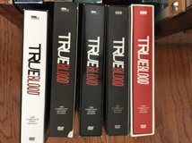DVD series True Blood in Fort Bragg, North Carolina