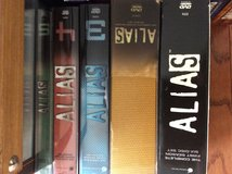 DVD series of Alias in Fort Bragg, North Carolina
