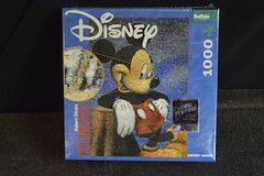 Disney MIckey Mouse Mosaic Puzzle in Joliet, Illinois