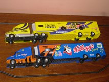 "14""long kellogg's racing trucks in Aurora, Illinois"